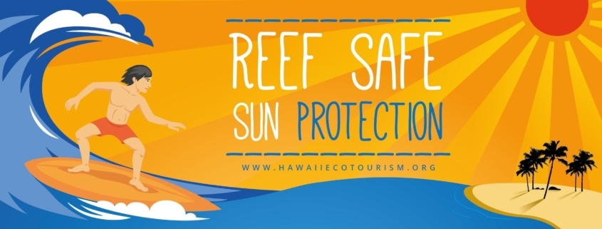Reef Safe Sun Protection Advertising Campaign