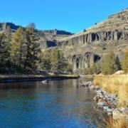 Bend Oregon Crooked River