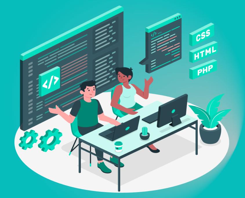 Web Developer Graphic